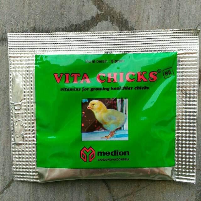 vitamin anakan ayam bangkok