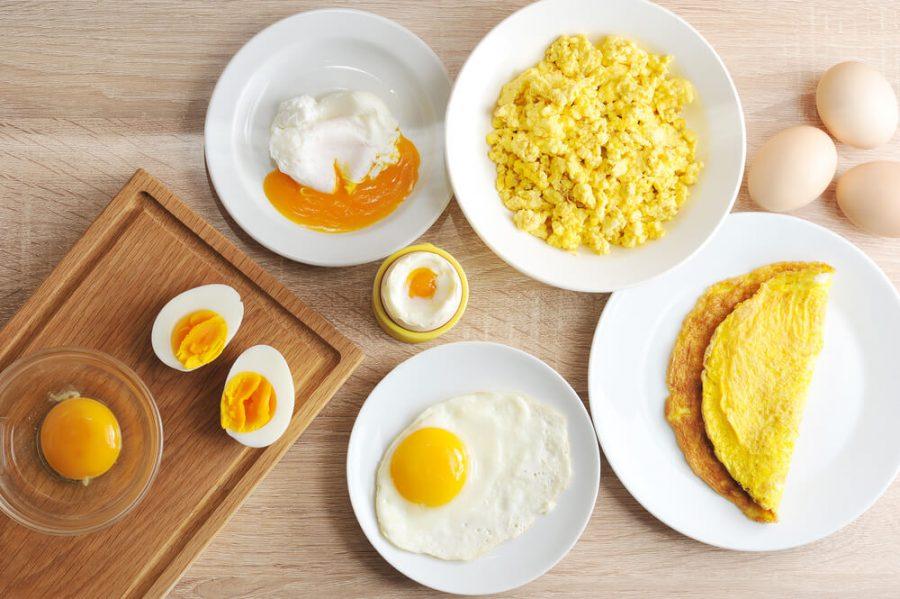 cara mengolah telur yang bagus