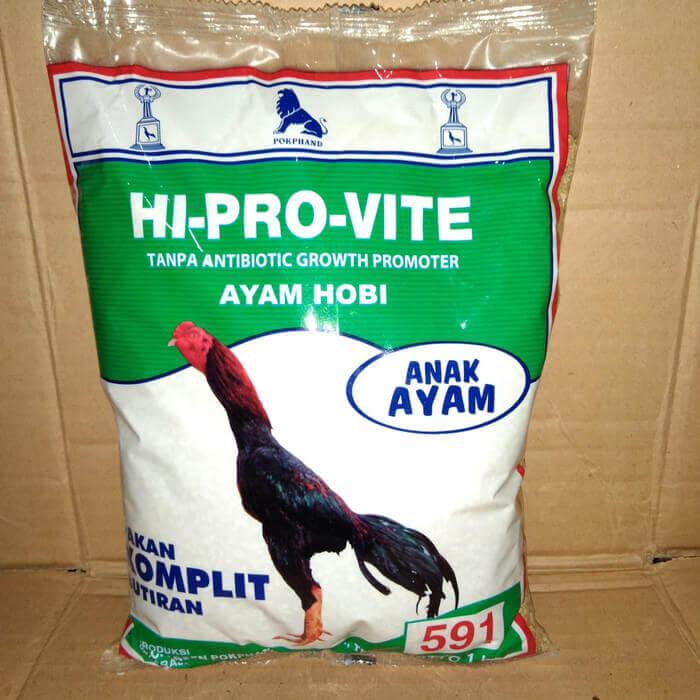 Konsentrat Ayam Pur 591